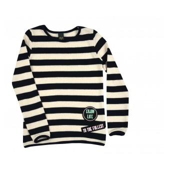 sweterek dziewczęcy - A-8583