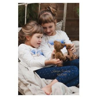 piżama dziewczęca - A-8573