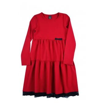 sukienka dziewczęca - A-8599