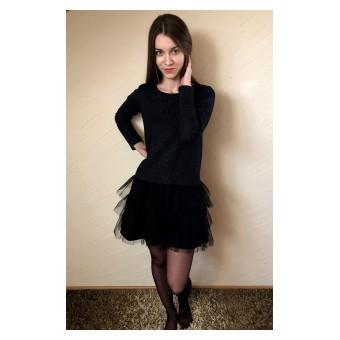 elegancka sukienka - A-8576