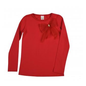 bluzeczka dziewczęca długi rękaw - A-8604