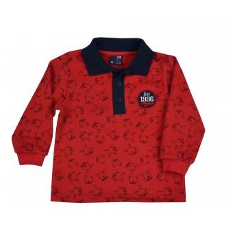 bluzeczka polo chłopięca - GT-7087