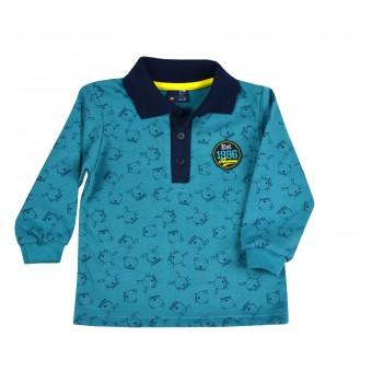 bluzeczka polo chłopięca