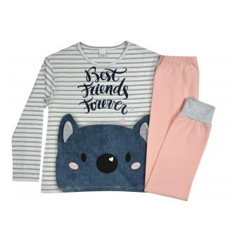 piżama dziewczęca - A-8630