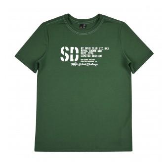 koszulka męska - poszerzony obwód - GT-7214