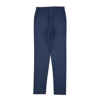 legginsy dziewczęce a`la jeans - A-8674