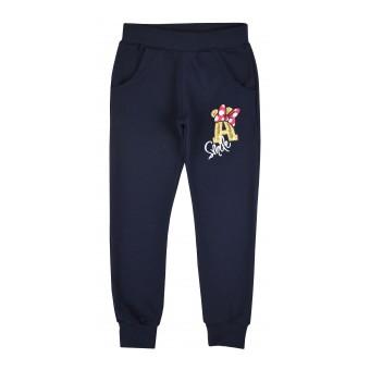 spodnie dziewczęce - AM-8632