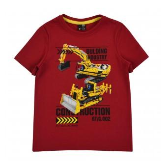 koszulka chłopięca - GT-7277