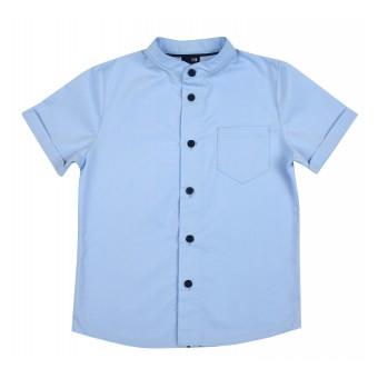 koszula chłopięca ze stójką