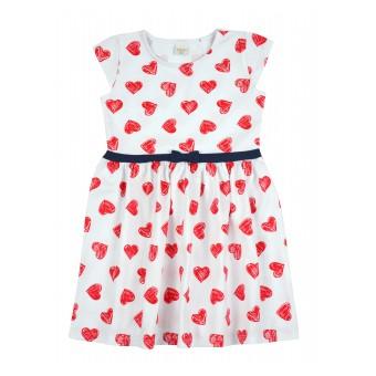 sukienka dziewczęca - A-8717