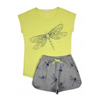 piżama krótki rękaw - A-6667