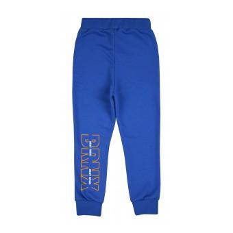 spodnie dresowe z obniżonym krokiem