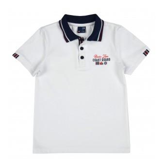 koszulka chłopięca polo - GT-7449