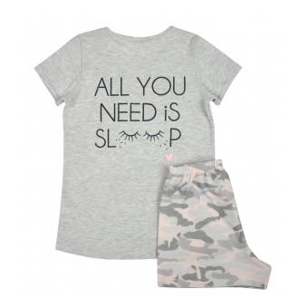 piżama dziewczęca - A-8676