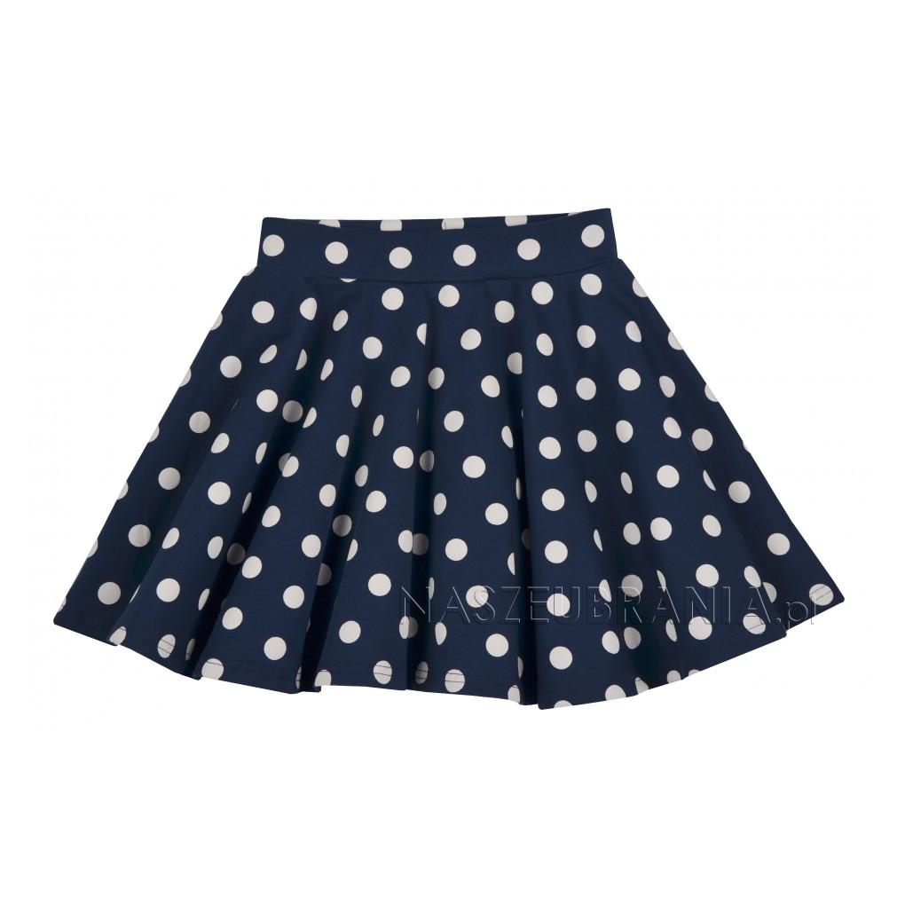 94c6a57c spódnica w grochy :: A-8865 :: NaszeUbrania.pl - ubrania dziecięce i ...
