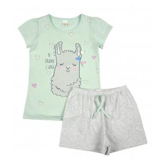 piżamka dziewczęca - A-8680