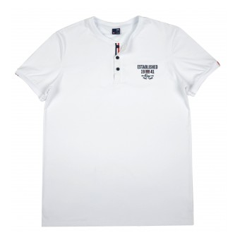 koszulka męska z guziczkami - GT-7490
