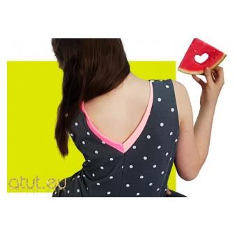 sukienka - A-8851