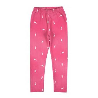 ciepłe legginsy dziewczęce - AM-7604