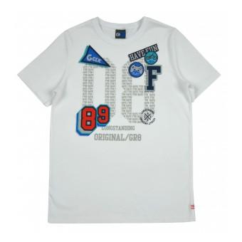 koszulka chłopięca krótki rękaw - GT-5852