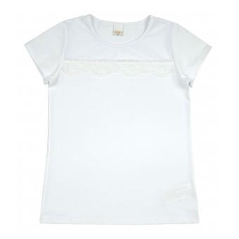 bluzka krótki rękaw - A-8943