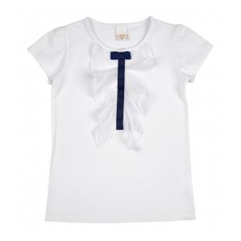 bluzka krótki rękaw - A-8903