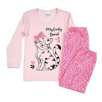 piżama dziewczęca - A-8902