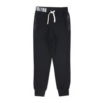 spodnie dresowe z kieszeniami na suwak - GT-7599