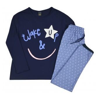 piżama dziewczęca - A-8974