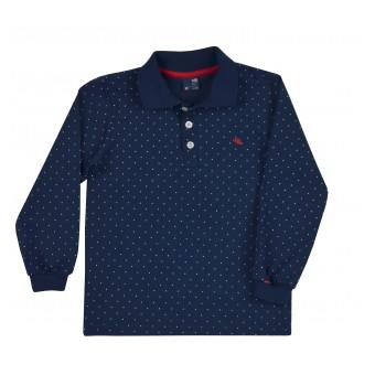bluzka chłopięca polo - GT-7663