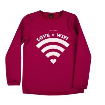 ciepła bluza - A-9059