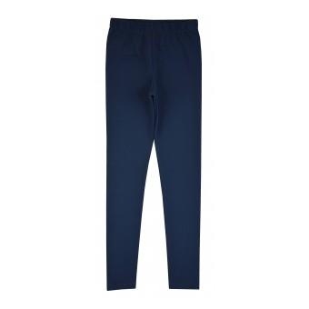 ciepłe legginsy dziewczęce - A-8532