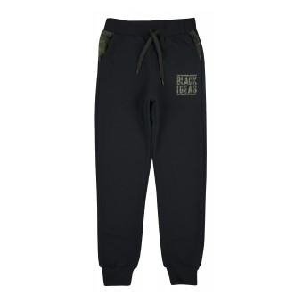 ciepłe spodnie dresowe młodzieżowe - GT-7748