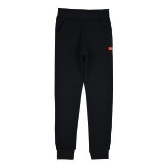 ciepłe spodnie dresowe SLIM - GT-7774