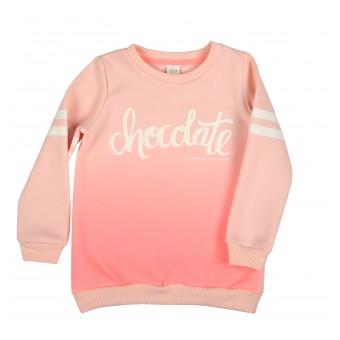 ciepła bluza dziewczęca - A-9106