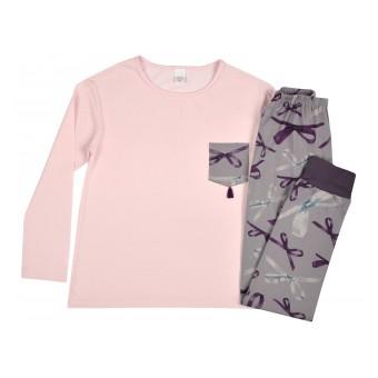 piżama dziewczęca - A-9092