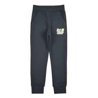 ciepłe spodnie dresowe SLIM - GT-7759