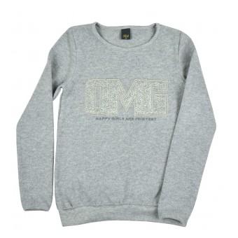 sweterek dziewczęcy - A-9134