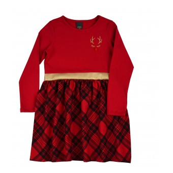 sukienka dziewczęca - A-9154