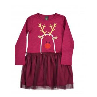 sukienka dziewczęca - A-8569
