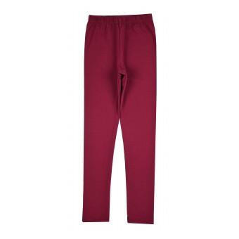 ciepłe legginsy dziewczęce - A-8533