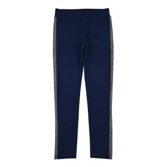 ciepłe spodnie dziewczęce
