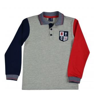 bluzka chłopięca polo - GT-7861