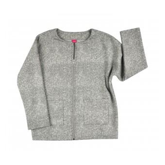 ciepła bluza oversize - AW-8594