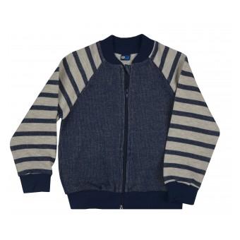 bluza chłopięca długi zamek - GT-5452