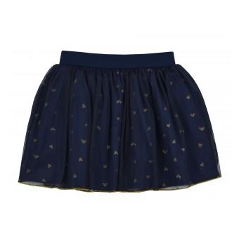 spódnica dziewczęca z tiulem - A-9223
