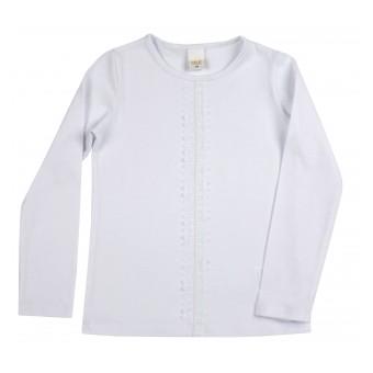bluzka dziewczęca długi rękaw - A-9221