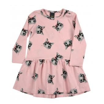 bawełniana sukieneczka - A-9231