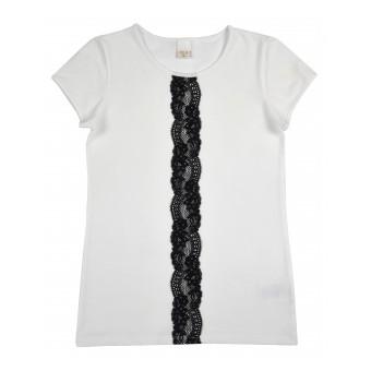 bluzka krótki rękaw - A-9248