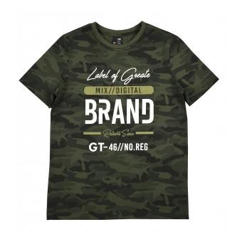 koszulka chłopięca - GT-7930